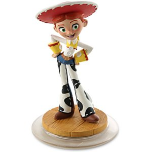 FIG: DISNEY INFINITY 1.0: JESSIE (USED)